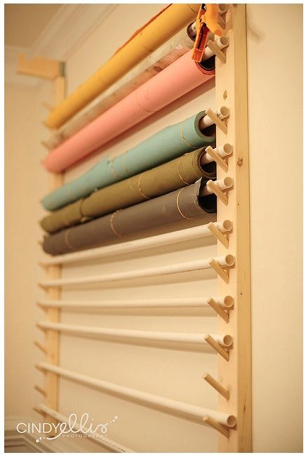 Storage For Fabric Bolts   Google Search
