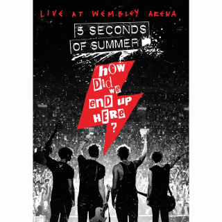 How Did We End Up Here? Live At Wembley Arena [DVD]