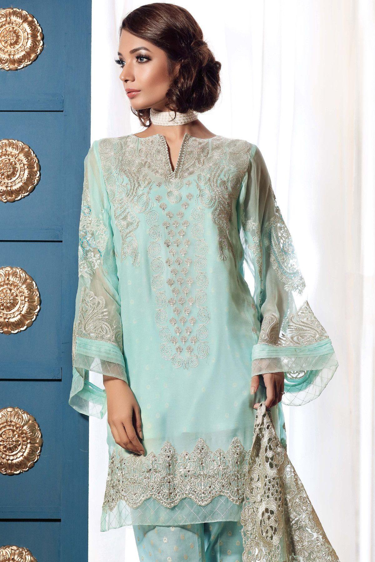 b9668ec87d Gul Ahmed Eid Collection 2017-18 | 1000 Ideas Of Pakistani Designer ...