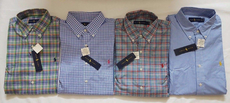 Shirt Ebay Polo Ralph Sleeve Mens Lauren Long lwkZXOiuPT