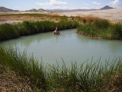 Tecopa Hot Spring More