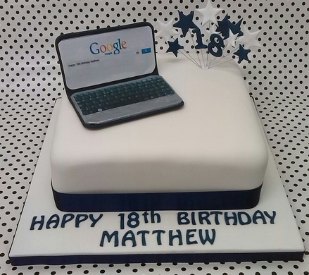 Image Result For Laptop Cake Images Topper Tutorial Fondant Toppers