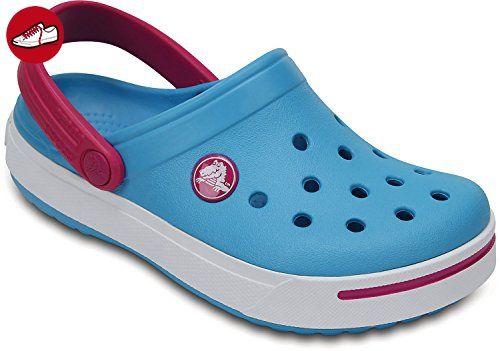 Crocs Crocband II Kids Unisex Footwear, EUR: 29-31, Electric Blue/
