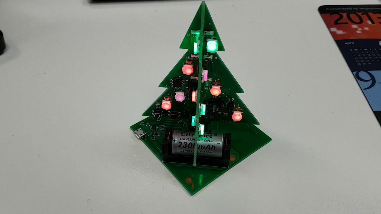 Pcb Christmas Tree Christmas Christmas Tree Christmas Ornaments