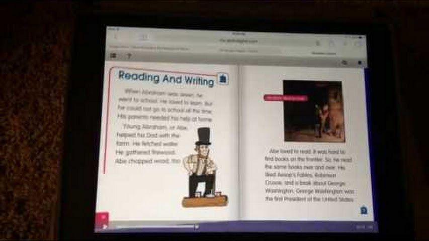 Displaying thumbnail of video MackinVia on and iPad