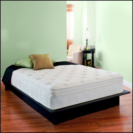 Night Therapy Euro Box Top Spring Mattress