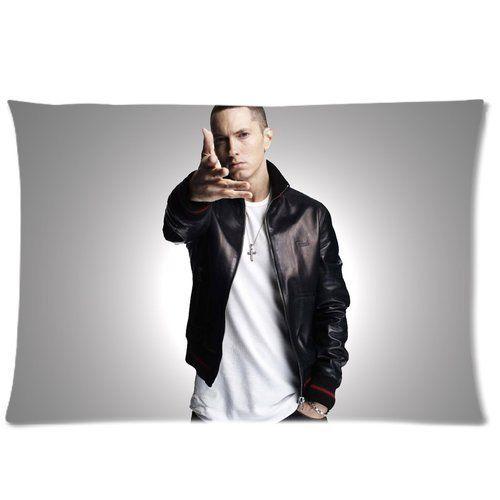 Eminem Blue Pillowcase Standard Size 20'x30' PWC1905