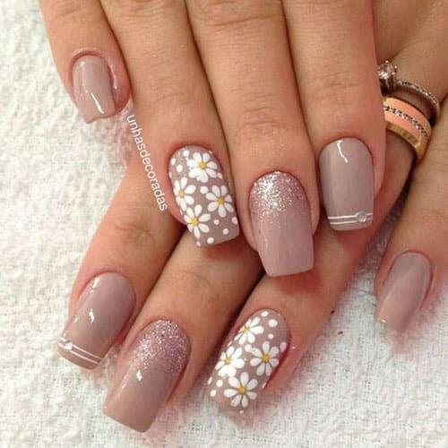 78 Modelos de uñas decoradas para inspirarte en tu manicure