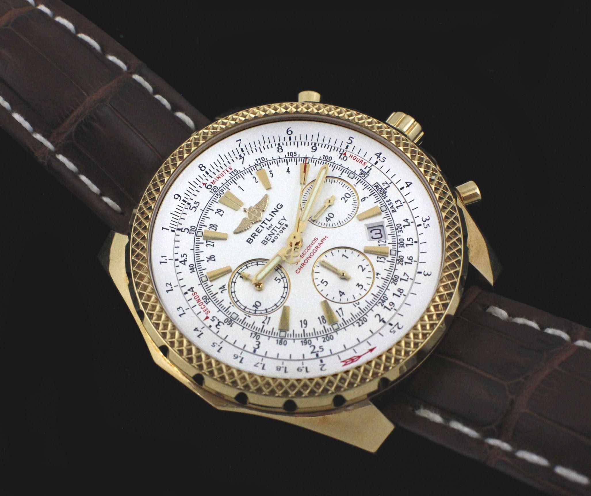 Breitling for Bentley Timepiece Ref: #K25362 #Breitling #Bentley #Swiss #Luxury #Collector #Geneva #Watchlink