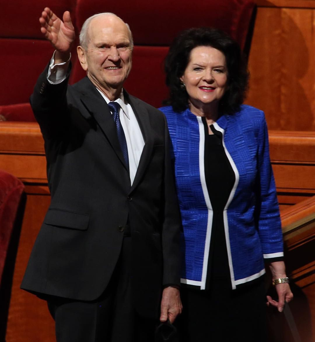 President Russell M. Nelson Of The Church Of Jesus Christ