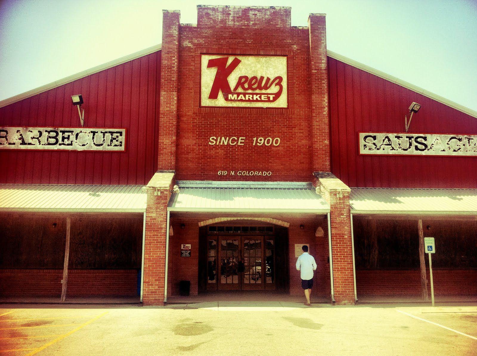 Lockhart Texas Bbq Mecca Now Yer Texan Or German If You Can Pronounce It Kroytz Texas Bbq Bbq Places Bbq Joint