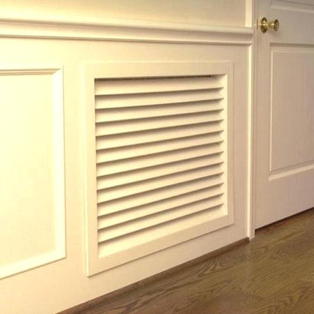 Decorative Air Return Covers Incredible Vent Cold Diy