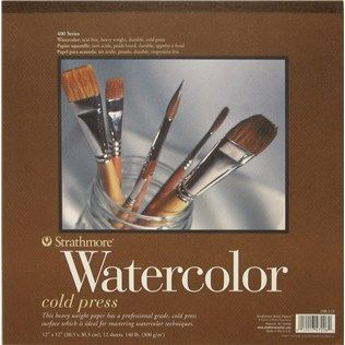 Strathmore 400 Series Watercolor Pad Shop Hobby Lobby