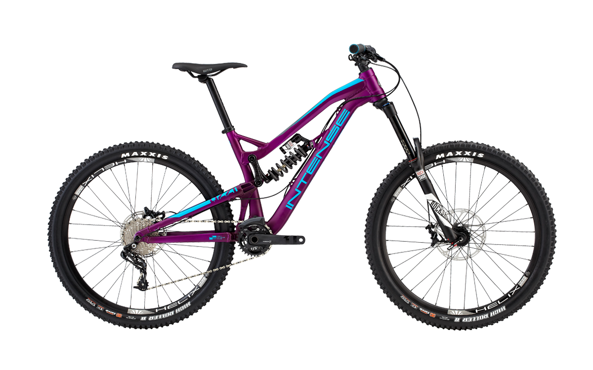 3d200638b02 Uzzi Foundation - Side View All Mountain Bike, Off Road Cycling, Bicycle  Design,