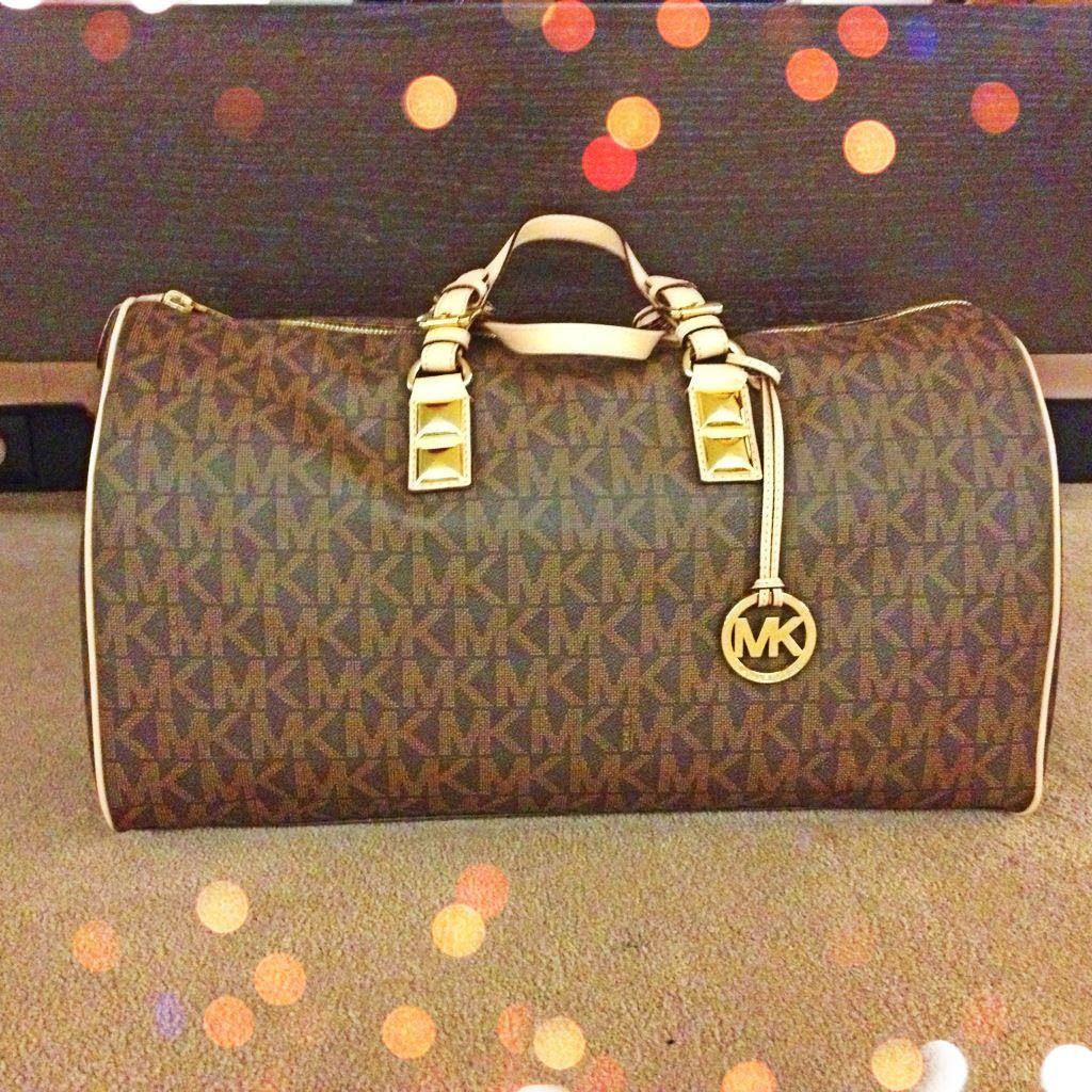 Dillard S Exclusive Michael Kors Overnight Bag 398