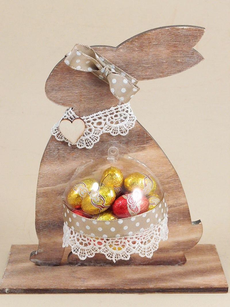 Confezioni primaverili e incarti uovo di pasqua for Idee regalo doors