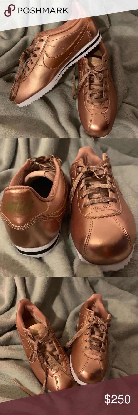 Nike Vintage Cortez In 2020 Vintage Nike Nike Shoes For Sale Nike Gold