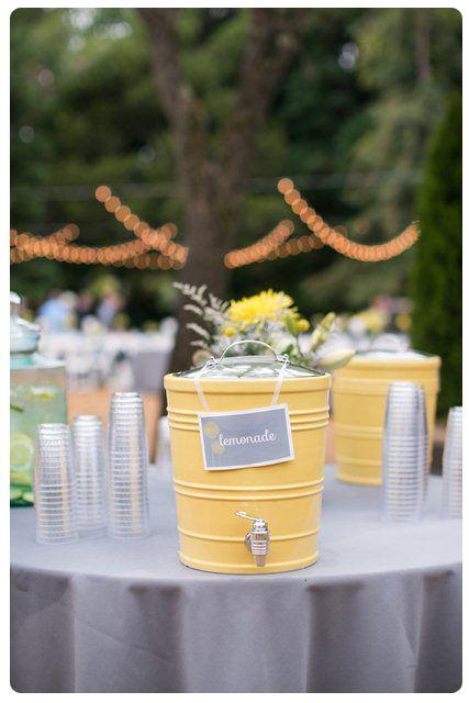 A Spring Backyard Wedding | Backyard, Wedding and Spring