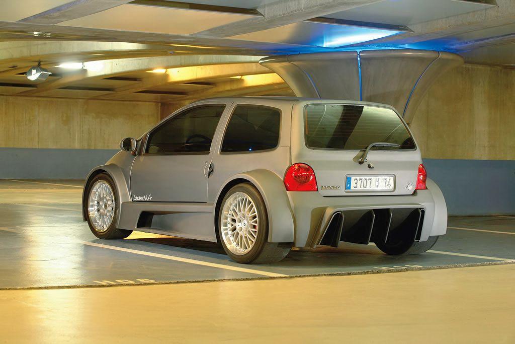 Renault Twingo Extreme Coches Increibles Coches Y Motocicletas