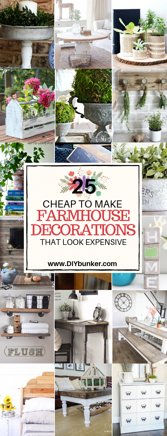 The Kerchum Residence Is A Perfect Mix Of Modern: These Cheap Farmhouse Decoration Ideas Are The Perfect Way To Get Started On Creating Your
