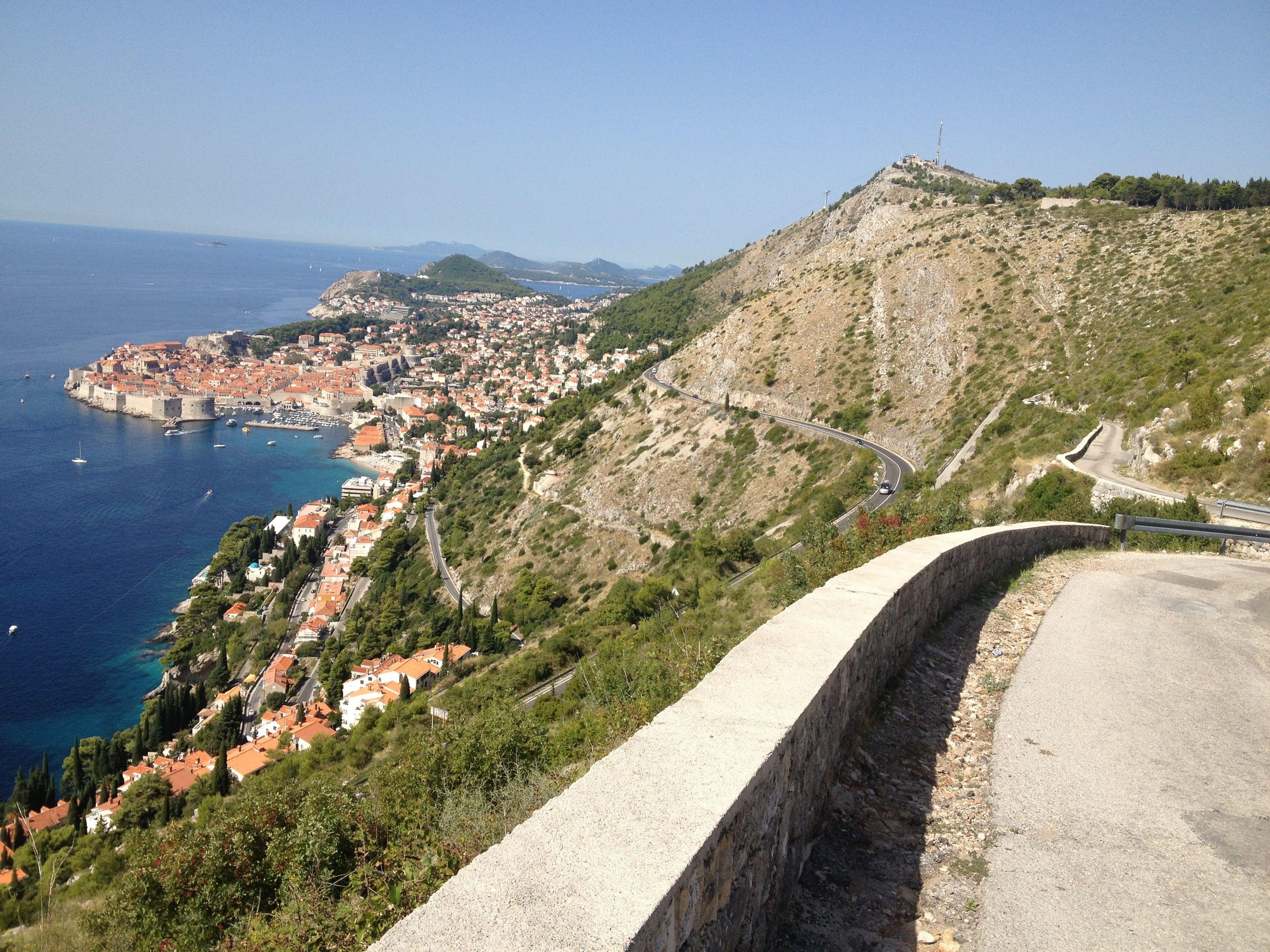 Croatia By Bike With Trek Travel Bike Trips Bike Tour Dalmatian Coast