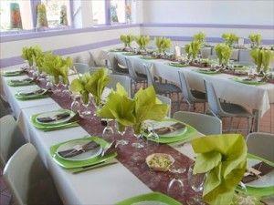 Installation décoration de table pour mariage theme nature | Theme ...
