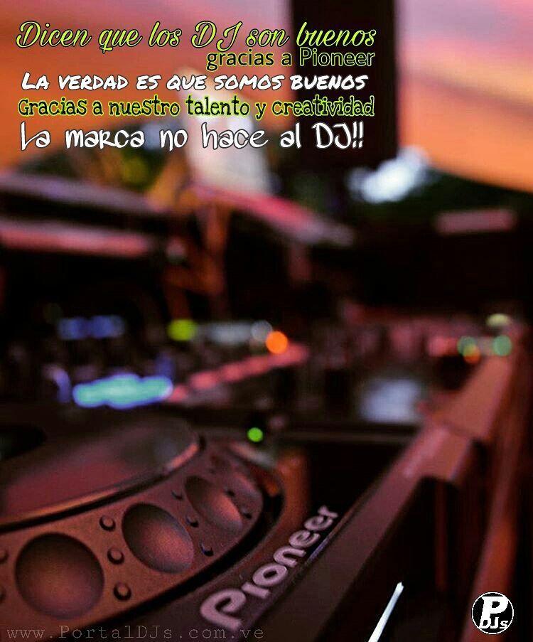 """#FelizLunes dicen que eres mejor DJ que otros por usar #Pioneer la verdad es que eres buen DJ si tienes talento y creatividad """"La marca no hace al DJ"""" si coincidimos comparte y siguenos @PortalDeDJsOficial  Visita nuestra web: buff.ly/2egf2CC  #PortalDeDJs #DJ #Venezuela #Latino #Life #Musica #LoveTechno #tusDJ #LoquecallamoslosDJs #InicioDeSemana #halloween2016"""