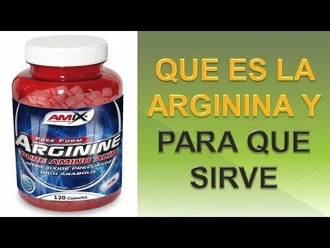 L arginina sirve para bajar de peso
