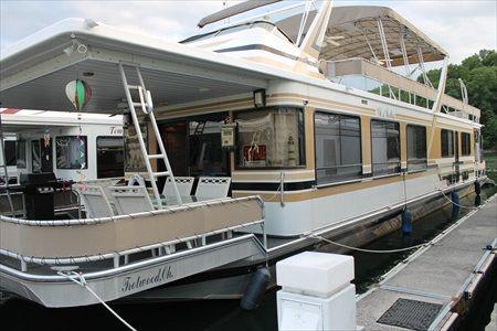 houseboat for sale 1993 sumerset 16 x 72 3 widebody 135 000 rh pinterest com