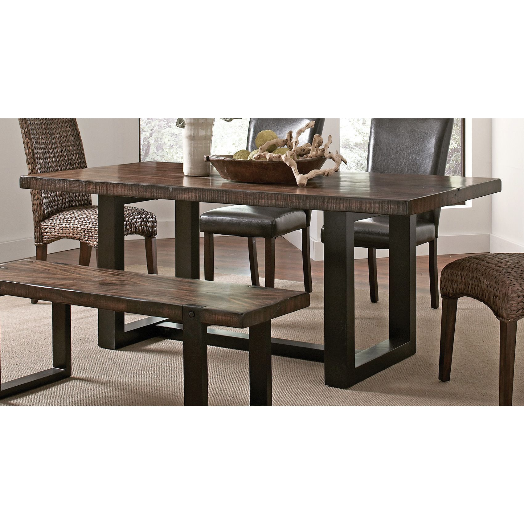 Coaster pany Black Dining Table Dining Table
