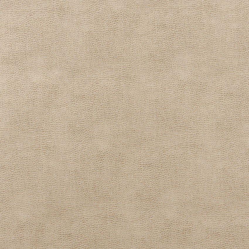 Sandstone Beige Imitation Leather Grain Vinyl Upholstery Fabric