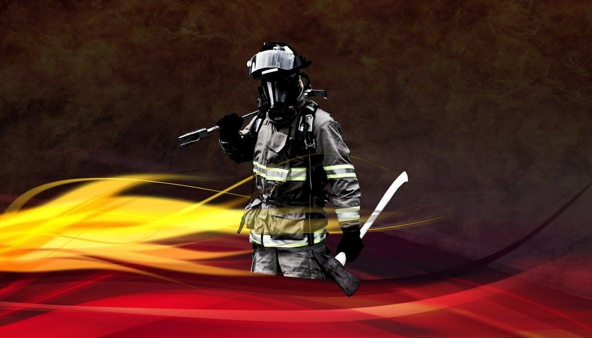 Great Fireman Wallpaper Firefighter Android Wallpaper Wallpaper