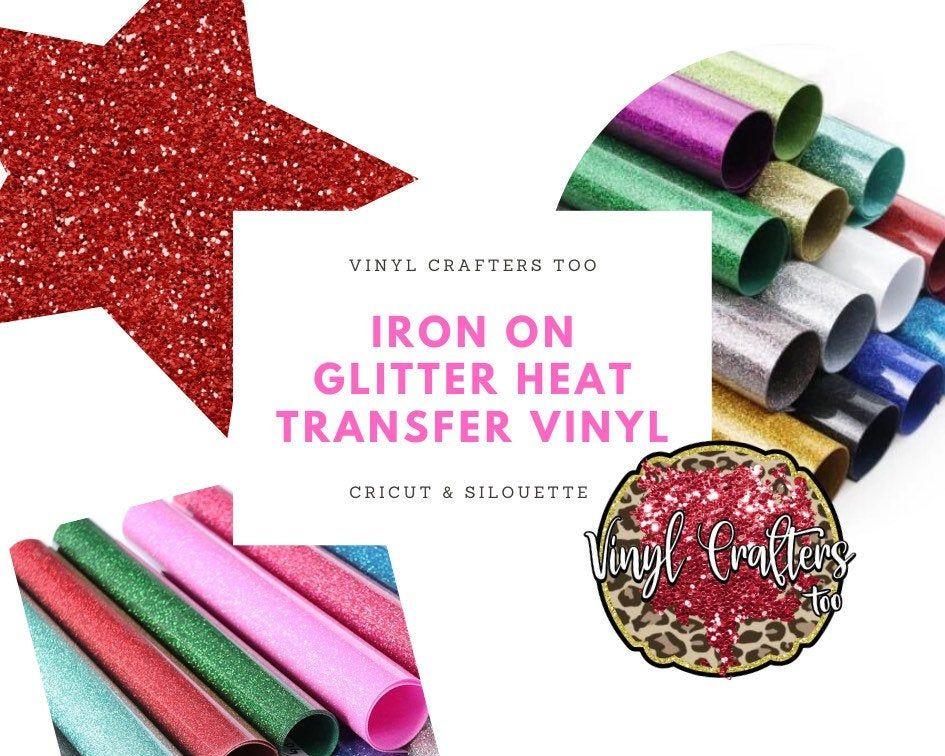 Glitter Heat Transfer Vinyl Htv Vinyl Glitter Iron On Vinyl Etsy In 2020 Glitter Heat Transfer Vinyl Heat Transfer Vinyl Glitter Vinyl