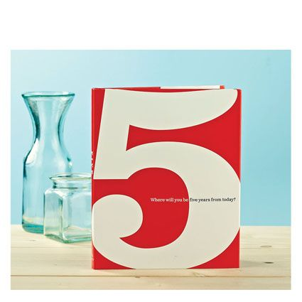 The 5 Book: Where will You Be Five Years From Today