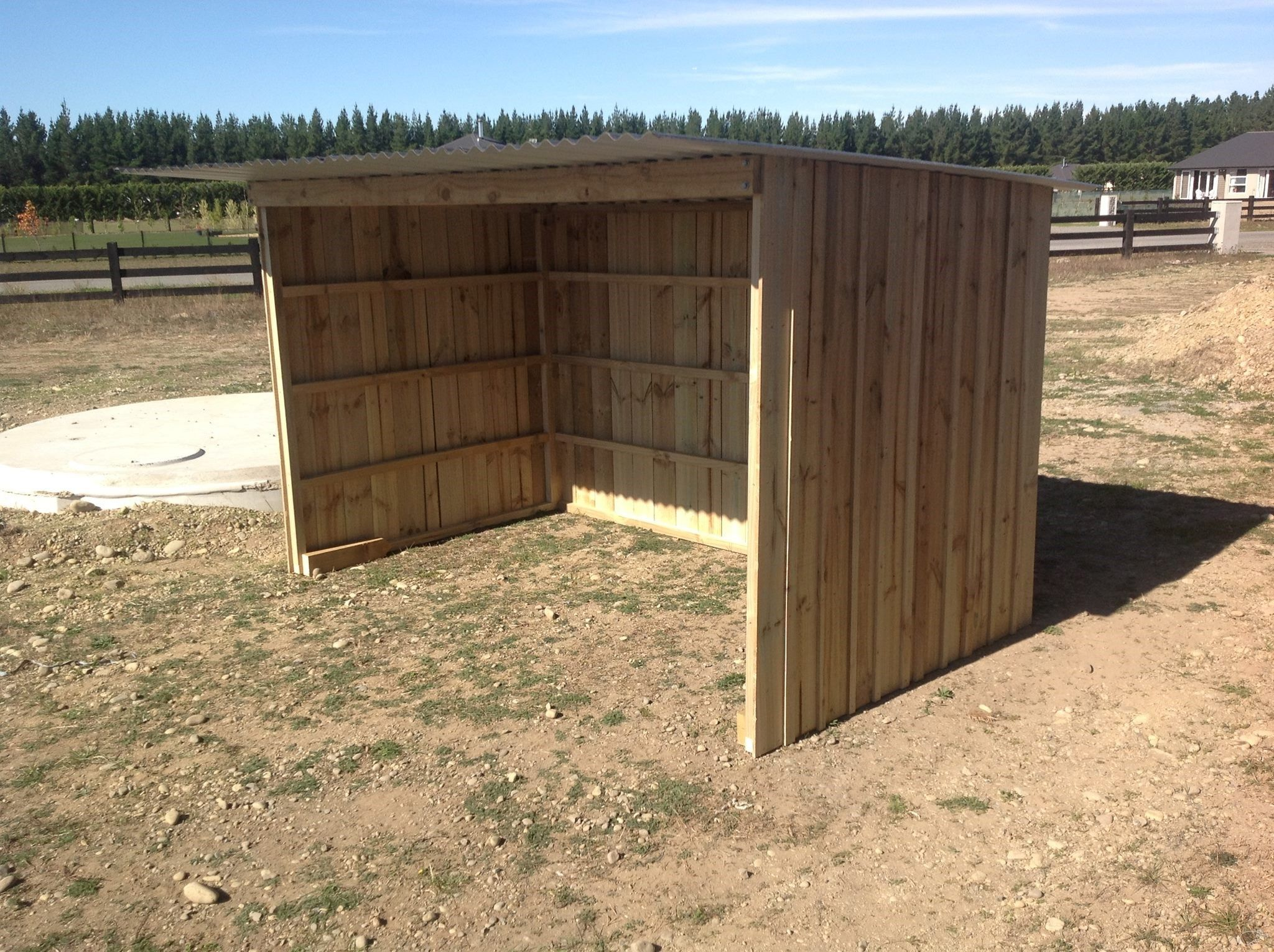 The Wooden Shed Company Trade Me Wooden sheds, Shed