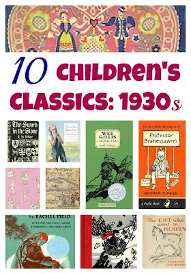Childrens literature classic books