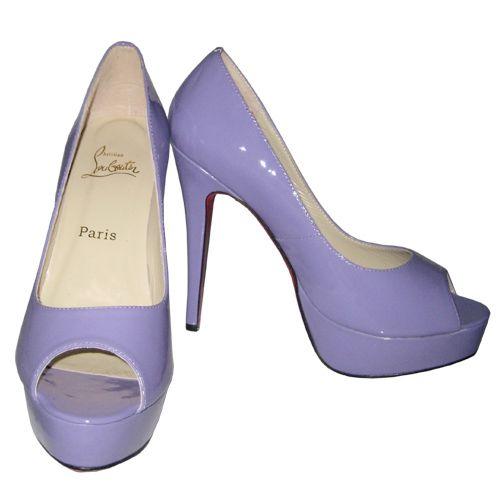 789f5552eca Lavender Louboutins | Lavender/Lilac Love | Christian louboutin ...
