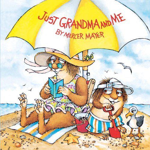 Just Grandma And Me (Turtleback Binding Edition) By Mercer