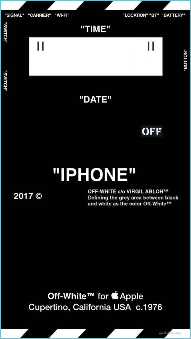 8 Doubts About Iphone 8 Off White Wallpaper You Should Clarify | Iphone 8 Off White Wallpaper