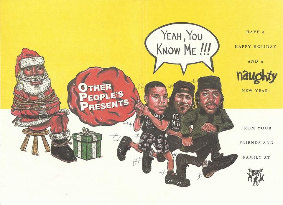 Happy Holidays from Naughty By Nature and Tommy Boy Records!