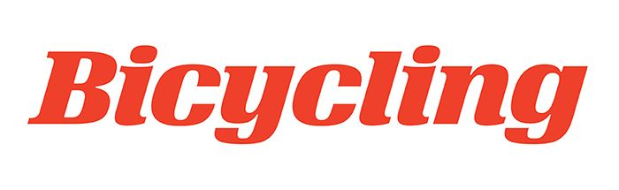 Image result for bicycling magazine logo
