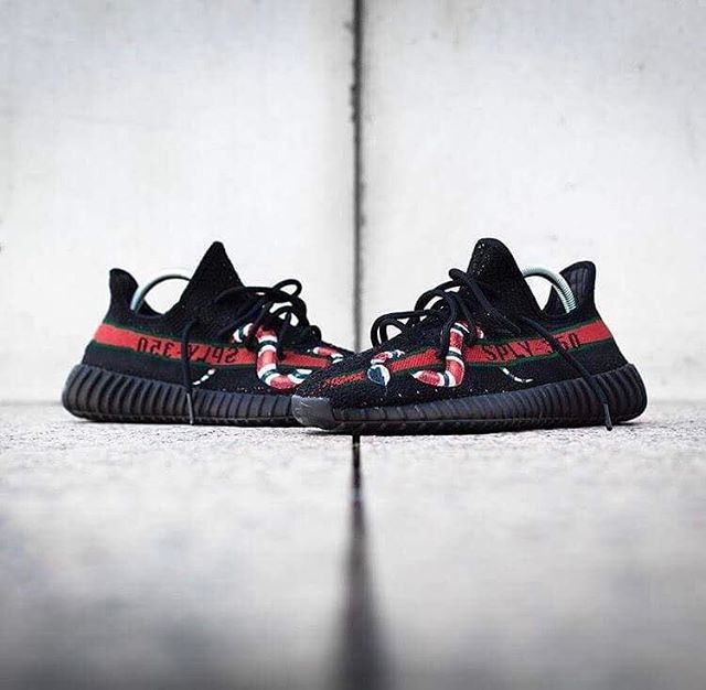 adidas yeezy boost 350 v2 gucci hombre