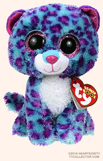 Dreamer Leopard Ty Beanie Boos Stuffed Animals Beanie Boos