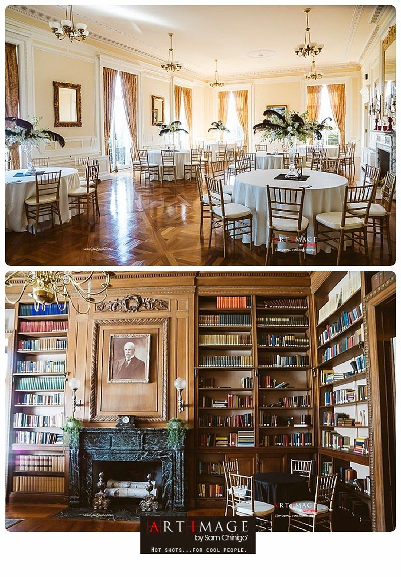 Aldrich Mansion Wedding Details