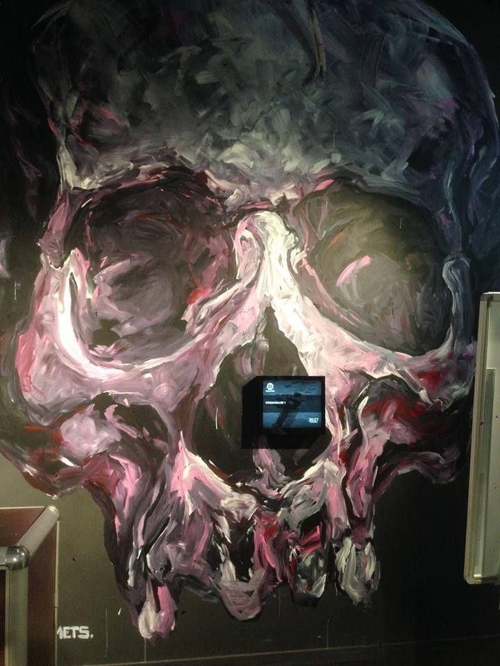 Artist Fred Calmets Piscine Molitor Under The Wave Art