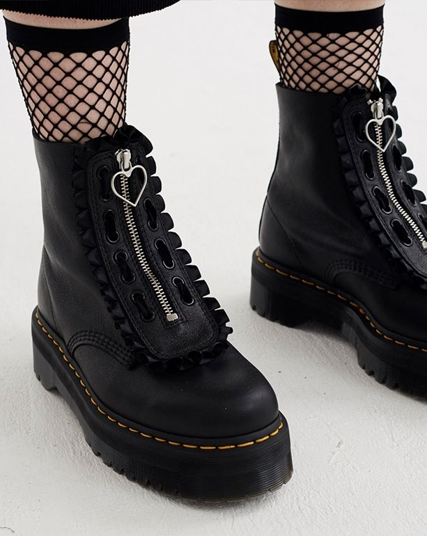 Dr. Martens x Lazy Oaf Jungle Boot