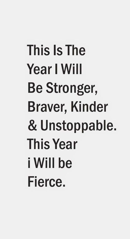 Happy New Year!! This is the year . . . . #inspiration #quotes ...