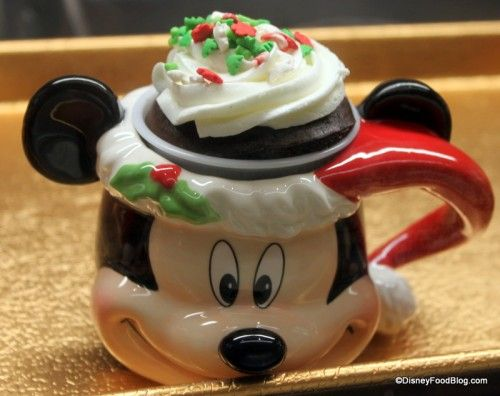 Disneyland Christmas Treats 2020 Christmas Treats and Holiday Popcorn in Disney Parks and Resorts