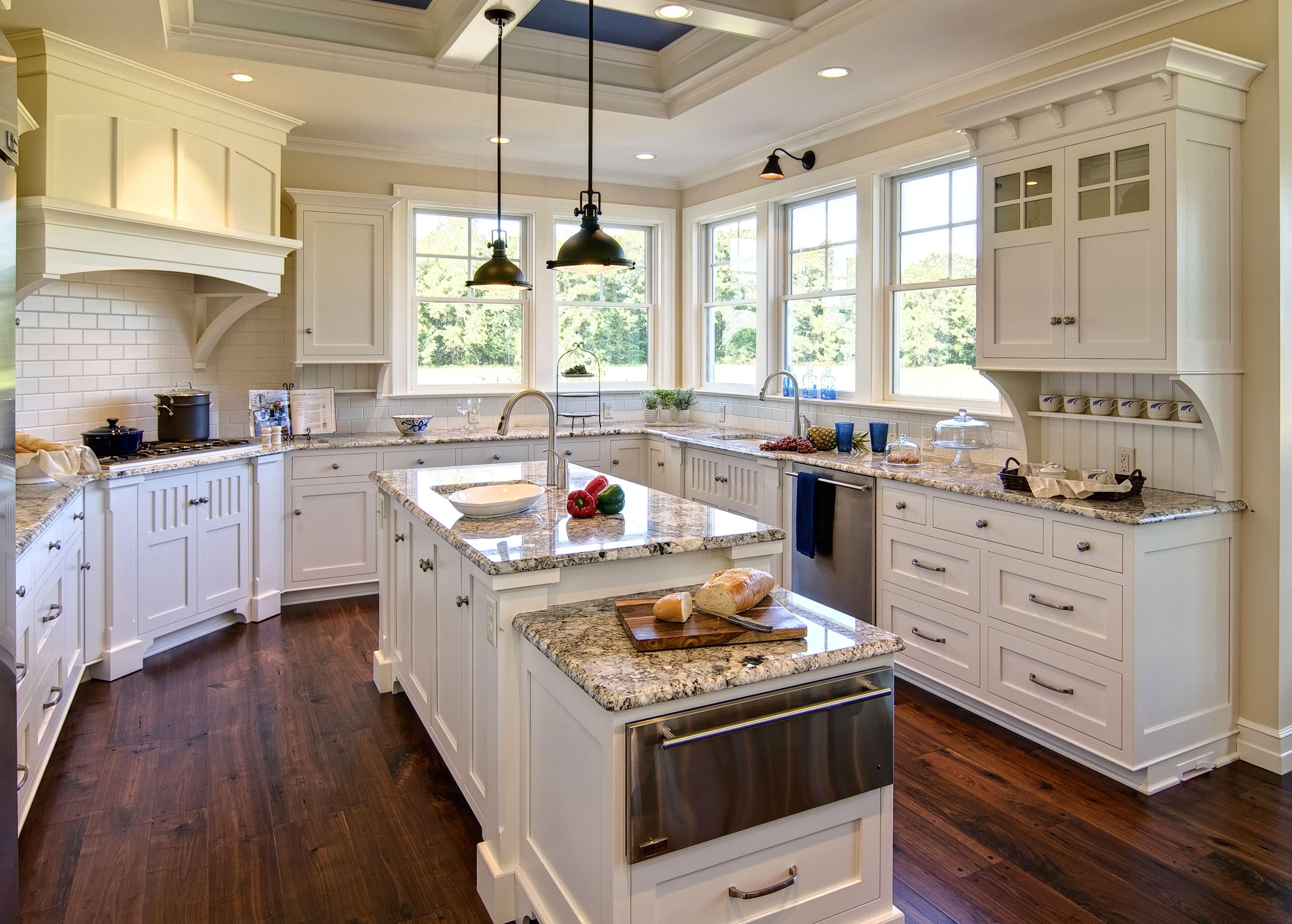 Beach house style kitchen cabinets kitchen cabinets pinterest
