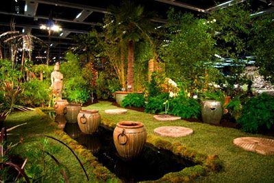Japanese Style Garden Design on Type Garden Whether It Is Thai